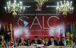 The new organization with the region's 33 countries is to be born July 5