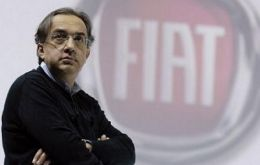 Fiat Industrial chairman Sergio Marchionne