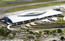 Airport infrastructure needs to expanded on time for the 2014 World Cup and 2016 Olympics