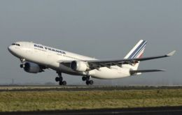 Air France's Airbus plunged into the sea with 228 pax in June 2009