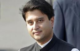 Minister of state for Commerce and Industry Jyotiraditya Scindia will be addressing several seminars