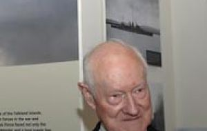 Former Admiral of the Fleet, Sir Henry Leach, died this week, aged 87