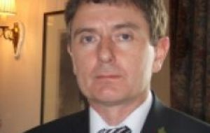Glenn Ross was first elected for the Stanley constituency in 2009