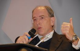 "Bunge Brasil CEO Pedro Parente: strength of the Real is ""very worrying"""