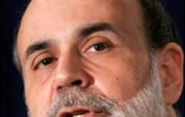 Bernanke says housing still weighing down on growth