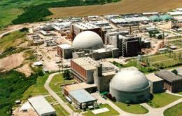 Atucha was Latin America's first nuclear plant