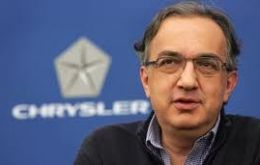 Chrysler and Fiat chairman Sergio Marchionne, optimistic with the 'marriage'