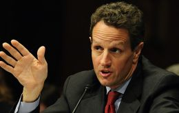 Treasury Secretary Timothy F. Geithner: China 'moving carefully' to appreciate the Yuan