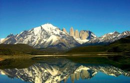 The park an icon of Chilean Patagonia attracts 170.000 tourists annually