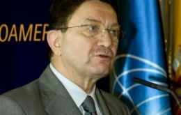 UNWTO Secretary-General, Taleb Rifai says tourism industry world wide recovering and consolidating