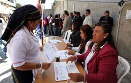 Ecuadorian voters suspicious of attempts to curb press freedom and judicial independence