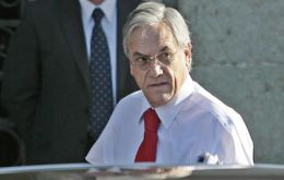 President Piñera unleashed the police on thousands of demonstrators