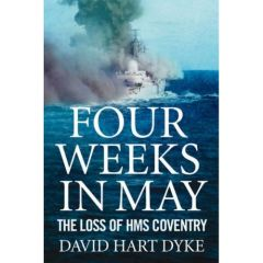 The script is based on Captain David Hart Dyke book 'Four Weeksin May'