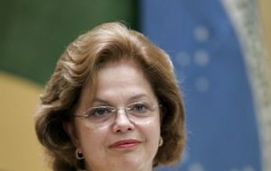 The administration of President Dilma Rousseff is adopting a stronger position on capital controls