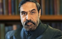 Indian Commerce and Industry Minister Anand Sharma promoting South-South trade