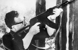 Allegedly the AK47 was used by Allende to commit suicide when the Government palace was surrounded by the Chilean Army
