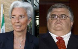 Brazil will listen to both candidates, Christine Lagarde and Agustín Carsterns