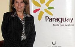 Paraguay's Liz Cramer hosted the meeting in Asuncion