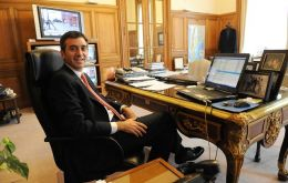 "Interior minister Florencio Randazzo: ""CFK is going through a tough time"""