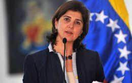 Colombian Foreign Affairs minister Maria Angela Holguin revealed details of how the Honduras case was addressed