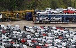 Thousands of Argentine cars remain delayed in the Brazilian border