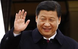 Vice-president Xi Jinping is tipped as a leading candidate to succeed Hu Jintao