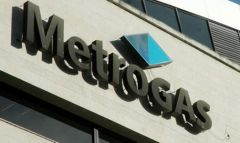 The distributor under the name of Metrogas is mostly under control of British Gas