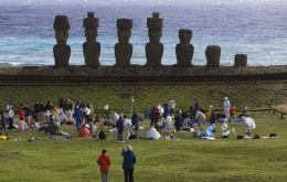 Massive influx of tourists endangers the fragile archaeological site