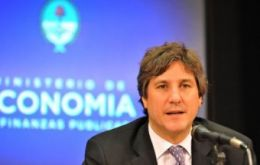 Finance minister Amado Boudou will chair the two-days meeting