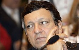 EC president Jose Manuel Barroso: 'we are at a decisive moment'