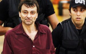 Cesare Battisti, was arrested in Brazil in 2007 and was granted refugee status in 2009 by then president Lula da Silva