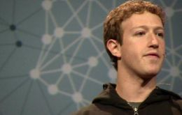 Mark Zuckerberg, 27, founded the company from a Harvard room in 2004
