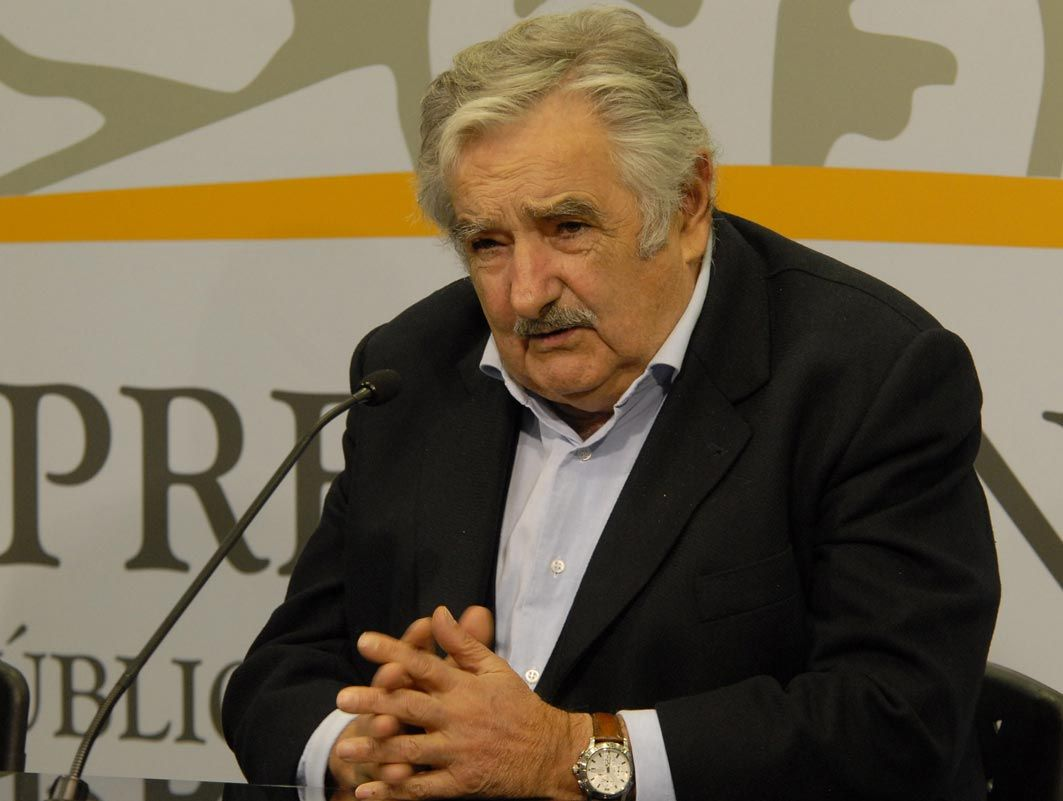 Uruguayan President Mujica s  back and forth