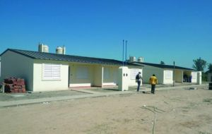 Building houses for the poor with government funds
