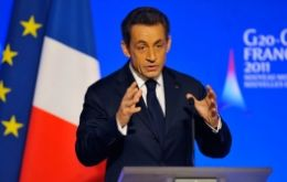 A non regulated market is a lottery, says French President Nicholas Sarkozy