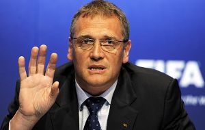 "Secretary general Jerome Valcke said Maracana is not a ""World Cup stadium"""