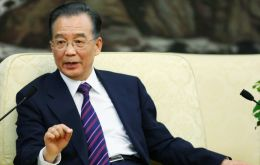 Prime Minister Wen Jiabao, columnist of the Financial Times