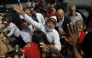 Lula da Silva social polices helped 28 million out of poverty