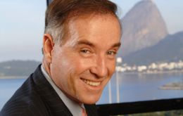 Eike Batista, Brazil's richest man and the 8th richest in the world
