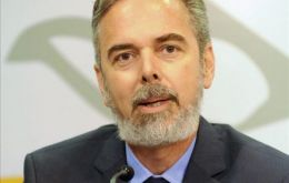 Brazilian Foreign Affairs minister Patriota made the announcement in Asunción
