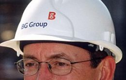 """Enormous discoveries"", BG Group Chief Executive Frank Chapman"