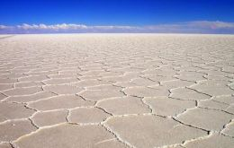 Bolivia's Uyuni salt flat holds the largest proven reserves of lithium