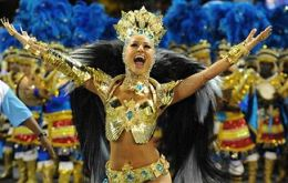 Carnival: a Rio postcard but 80% of costumes were 'Made in China'