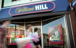 Willima Hill is the largest bookmakers in the UK
