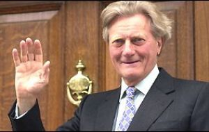 The Environment Department, headed by Michael Heseltine sounded the alarm (Photo: BBC)