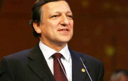 "EC President Manuel Barroso: ""bias in the market"" when evaluating specific issues of Europe"