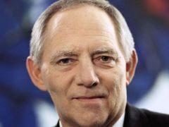 "German Finance Minister Wolfgang Schaeuble: ""we need to break the oligopoly of rating agencies""."