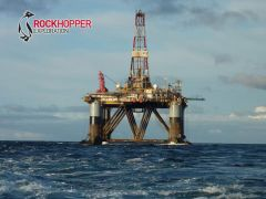 The Ocean Guardian oil rig is busier than expected offshore the Falklands