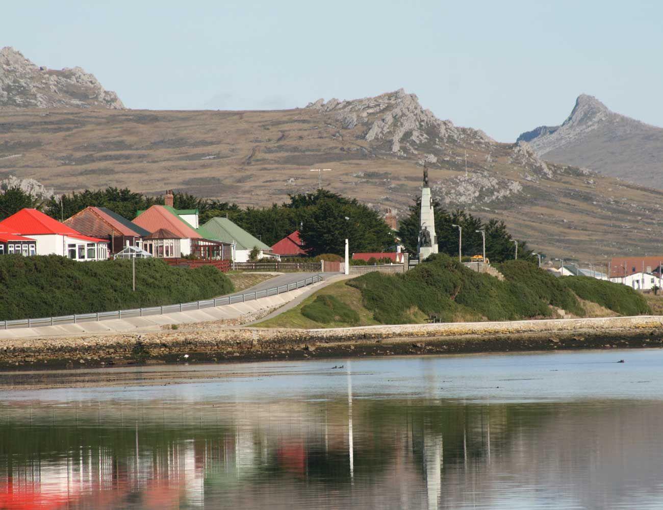 Falkland Islands Government Housing