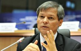 "Dacian Ciolos: EU agricultural products is ""unique in their quality and diversity"""